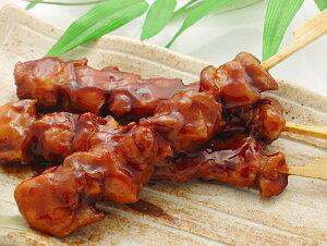 冷凍 炭火焼やきとり [特製たれ] もも 8本入り(184g) 【鶏人】ジャパンフードサービス おつまみ、おやつ、ホームパーティ、家呑み、お弁当のおかず、学祭、イベント、祭り、パーテ