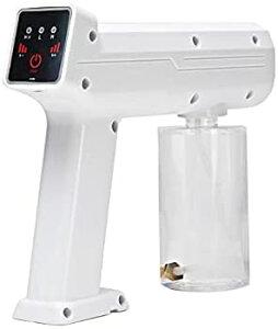 【ポイントUP!】 電動消毒スプレー ガン アルコールスプレー 自動消毒液噴霧器 USB充電式 スプレー 除菌 アイテム ディスペンサー ウィルス予防対策グッズ 電動式 スプレーガン500mlポータブ