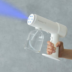 【ポイントUP!】 新開発 アルコール 除菌 電動噴霧器 ミストガン 電動スプレー 消毒スプレー 自動噴霧器 ミストガン 500ml ナノアトマイザー 連続噴霧 電動 スプレーガン 充電式 霧吹き アルコ