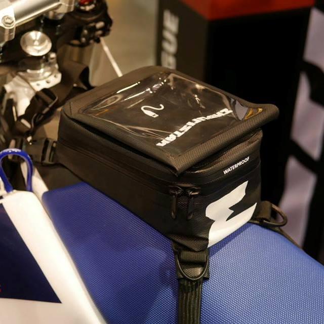 バイク用防水バッグ エンデュリスタン サンドストーム4Xタンクバッグ(日本正規代理店) ENDURISTAN SANDSTORM4X TANKBAG
