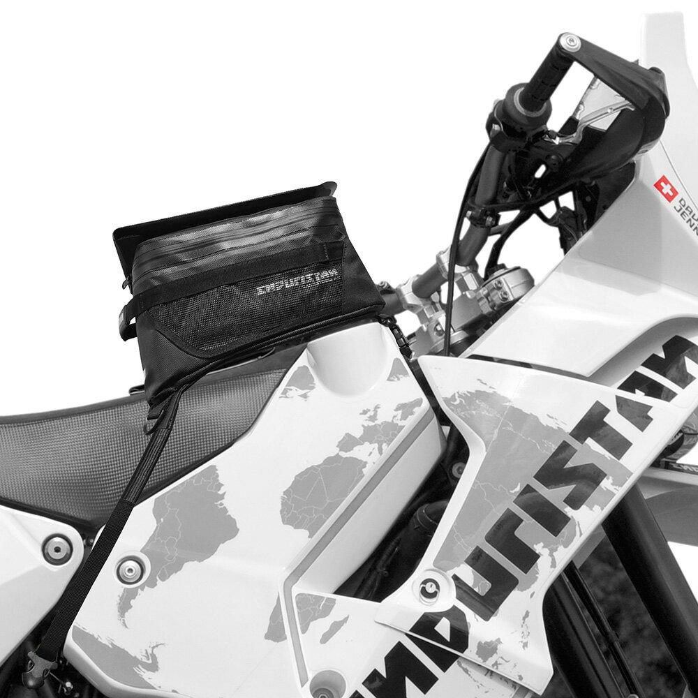 バイク用防水バッグ エンデュリスタン サンドストーム4Hタンクバッグ(日本正規代理店) ENDURISTAN SANDSTORM 4H TANK BAG