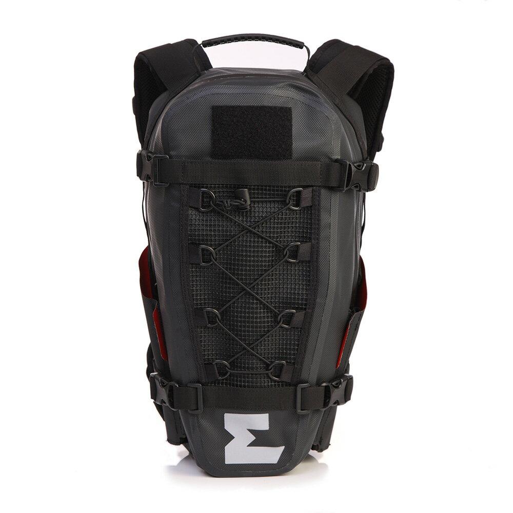バイク用防水バッグ エンデュリスタン ハリケーン バックパック 15リットル(日本正規代理店) ENDURISTAN HURRICANE BACK PACK 15