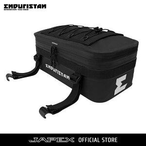 エンデュリスタン ENDURISTAN バイク用 防水 バッグ パニアトッパー / PANNIER TOPPERS Sサイズ