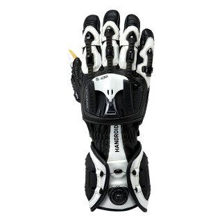 バイク用プロテクショングローブノックスハンドロイドブラック/ホワイト(日本正規代理店)KNOXHandroid