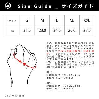 バイク用プロテクショングローブノックスオルサ3ブラック(日本正規代理店)KNOXORSAOR3