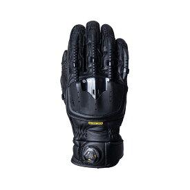 バイク用プロテクショングローブ ノックス ハンドロイド ポッド マーク4 ブラック(日本正規代理店) KNOX Handroid POD Mark4
