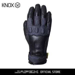 バイク用プロテクショングローブノックス ウェーブ ブラック/デニム(日本正規代理店)KNOX Wave