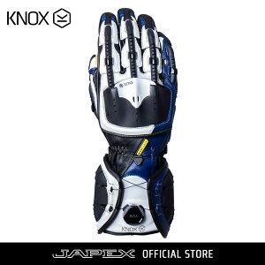 バイク用プロテクショングローブ ノックス ハンドロイド マーク4 ブルー(日本正規代理店) KNOX Handroid Mark4