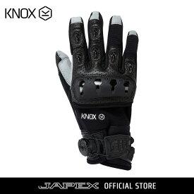 バイク用プロテクショングローブ ノックス オルサ3 ブラック(日本正規代理店) KNOX ORSA OR3