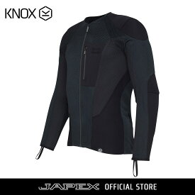 バイク用プロテクター装備ライディングシャツノックス アーバンプロ ブラック(日本正規代理店)KNOX Urbane Pro