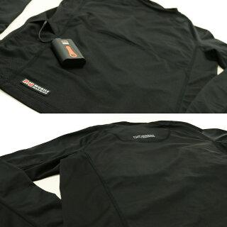 モバイルワーミングインナーシャツ/MOBILEWARMINGINNERSHIRT