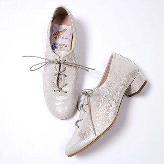 farfalle (ファルファーレ) race up 3cm heel
