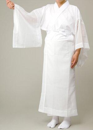 女性用白衣下夏用2枚組