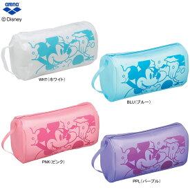 ARENA(アリーナ) Disney(ディズニー) プルーフバッグ フリーサイズ(W28×H15×D12cm) DIS-7313 【メール便指定可能】【17SS】◇
