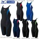 【あす楽対応】【セール期間中 新作25%OFF】MIZUNO(ミズノ)スイムウェア 女性用(レディース)マスターズ・競泳用水着 ハーフスーツ…