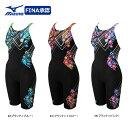 【あす楽対応】【セール期間中 新作20%OFF】【送料無料】 MIZUNO(ミズノ)スイムウェア 女性用(レディース)マスターズ・競泳用水着…