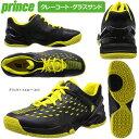 【40%OFF】【在庫一掃】prince(プリンス) 男女兼用(メンズ&レディース)テニスシューズ TOUR PRO Z 2 CGツアープロゼット2CG グラ…