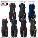 【あす楽対応】【15%OFF】speedo スピード FLEX X Cube ウィメンズ オープン バックニースキン 女性用 レディース ハーフスーツ 競泳…