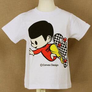 【3枚で送料無料】コンベックス CONVEX オーリー半袖Tシャツ 100-150 セール品 50%OFF