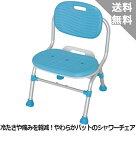 【幸和製作所】シャワーチェアテイコブSC03(背付き)