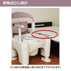 【パナソニックエイジフリー】ポータブルトイレ座楽ラフィーネPN-L30200(送料無料)