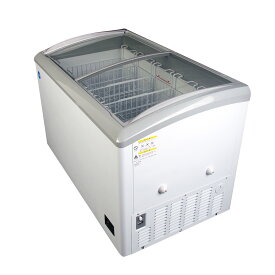JCM 冷凍ショーケース 240L JCMCS-240 業務用 冷凍 冷凍庫 保冷庫 ショーケース スライド 【代引不可】