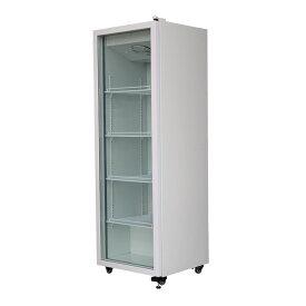 JCM タテ型冷蔵ショーケース JCMS-415 業務用 タテ型 冷蔵 保冷庫 ショーケース LED 【代引不可】