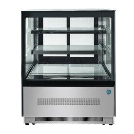 RIT 対面冷蔵ショーケース(角型) RITS-147T 冷蔵 冷蔵庫 保冷庫 ショーケース【代引不可】