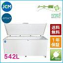 【送料無料(軒先車上)】JCM 冷凍ストッカー 556L JCMC-556 [1799×743×852mm]