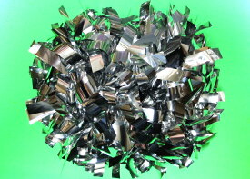 銀30cmバトン ポンポン チア