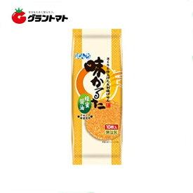 【1ケース】ぼんち 味かるた 蜂蜜醤油 (10枚×10個入り)【同梱不可】【送料無料】