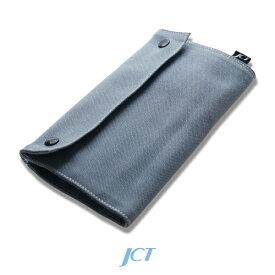 【フットケアプロ用スタータセット専用ケース】フットケア用品の収納・持ち運びに /日本製・ブルーグレー