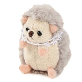 【仲良しファミリーシリーズ】【ハリネズミのベビー(子ども)】【単体販売】ハリネズミ はりねずみ ネズミ ねずみ 赤ちゃん 子ども 子供 ベビー 家族 結婚式 ぬいぐるみ ドール ギフト お祝い