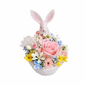 ペット お供え メモリアルフラワー うさぎ ウサギ お悔み 命日 仏壇用 ペット供養 お供え花 お悔やみ