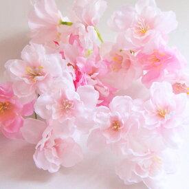 【メール便対象商品】シルクフラワー詰め合わせ シルクフラワーセット シルクフラワー桜 さくら 桜詰め合わせ 造花袋詰め  造花セット