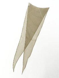 [Rakuten Fashion]【SALE/60%OFF】アソートシアーホソスカーフ JEANASiS ジーナシス ファッショングッズ スカーフ/バンダナ カーキ ブラック レッド【RBA_E】