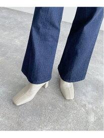 [Rakuten Fashion]STRショートブーツ JEANASiS ジーナシス シューズ ショートブーツ/ブーティー グレー ブラック【送料無料】