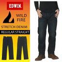 【スーパーストレッチ】 エドウィン 暖かい パンツ EDWIN(エドウィン) 「本物の暖かさ」503 ワイルドファイア スト…