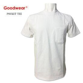 GOOD WEAR グッドウェアー シンプル 胸ポケット Tシャツ メンズ 男 2W7-2500 アメカジ カジュアル 通販 通信販売 【楽ギフ_包装】