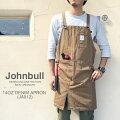 Johnbull(ジョンブル/レディース/メンズ)14ozデニムワークエプロン(JA012)2016A/W新作