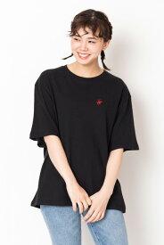 ビバリーヒルズポロクラブ(BEVERLY HILLS POLO CLUB)ワンポイント刺繍ビッグTシャツ