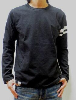 桃太郎牛仔 07015 使用高级辛巴威棉 5.2盎司 日产 长款T恤