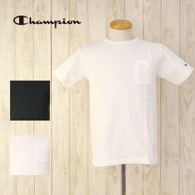 【送料無料】Champion チャンピオン T1011 胸 ポケット US コットン ヘビー ウェイト ティー テン イレブン MADE in USA C5-B303A