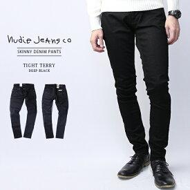 【送料無料】ヌーディージーンズ タイトテリー Nudie Jeans Tight Terry DEEP Tight Long John デニムパンツ Gパン イタリア製 レオン 雑誌 ブランド 112451