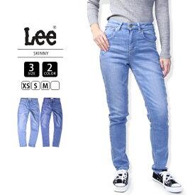 【送料無料】Lee ジーンズ レディース Lee デニム リー スキニーパンツ SKINNY DENIM PANTS LL1703