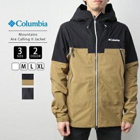 【送料無料】Columbia アウター コロンビア ジャケット メンズ Mountains Are Calling II Jacket マウンテンズアーコーリングIIジャケット マウンテンパーカー PM5737