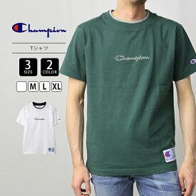 【送料無料】チャンピオン Tシャツ メンズ 半袖 Champion Tシャツ アクションスタイル Tシャツ C3-R307
