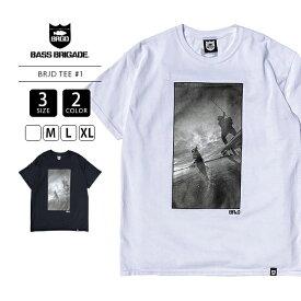 【送料無料】バスブリゲード Tシャツ BASS BRIGADE Tシャツ 半袖 BRJD TEE #1 フォト 写真 バス釣り ブラックバス アウトドア BJTE01