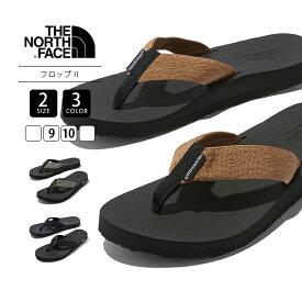 【送料無料】ノースフェイス サンダル THE NORTH FACE サンダル メンズ レディース フラッフィ フリップ フロップ TNF 173-NF52052
