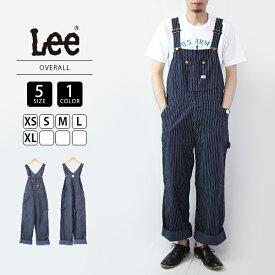 【送料無料】Lee リー オーバーオール メンズ デニム つなぎ 定番 LM7254-4